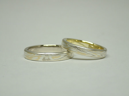 木目金の結婚指輪O001.JPG