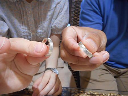 木目金の結婚指輪O004.JPG
