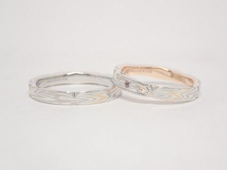 木目金の結婚指輪_G003.JPG