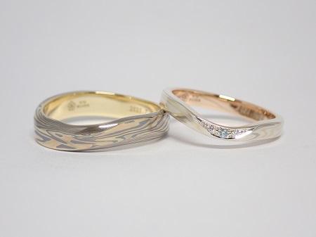 木目金の結婚指輪_R004.JPG