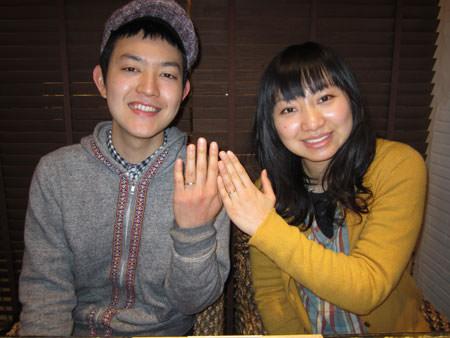 木目金の結婚指輪_京都店001.jpg