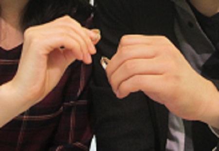 10012602木目金の結婚指輪_M002.JPG