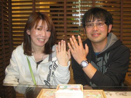110417木目金の結婚指輪 名古屋店001.jpg