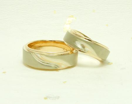 110417木目金の結婚指輪001TB.jpg