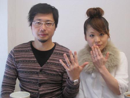 120117木目金の結婚指輪_神戸三宮店001.jpg