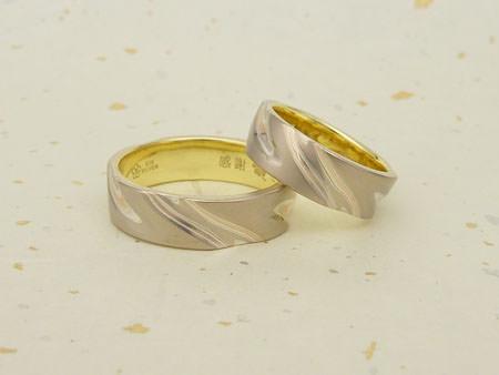 120123グリ彫りの結婚指輪_神戸三宮店002.jpg