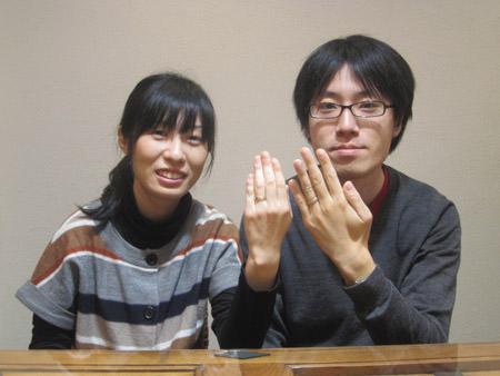 120225木目金の結婚指輪_神戸三宮店001②.jpg