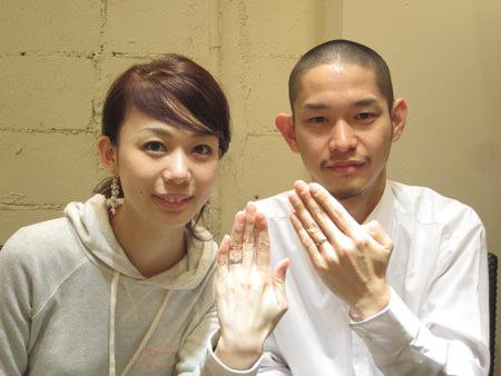 120329木目金の結婚指輪_京都店001.jpg