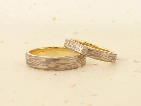 120331木目金の結婚指輪_京都店002.jpg