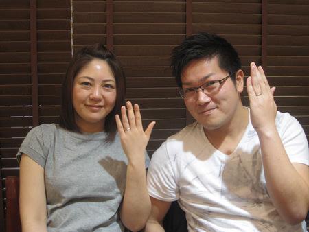 12041401木目金の結婚指輪_神戸三宮店001.jpg