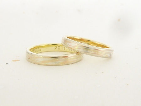 12041402木目金の結婚指輪_神戸三宮店002.jpg