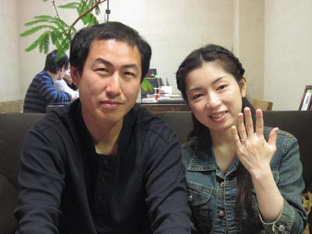12042902木目金の婚約指輪_心斎橋店001.JPG