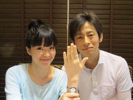 14052503木目金の婚約指輪_U001.JPG