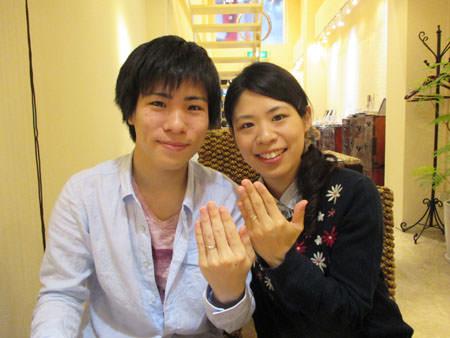 15043001木目金の結婚指輪_H001.JPG