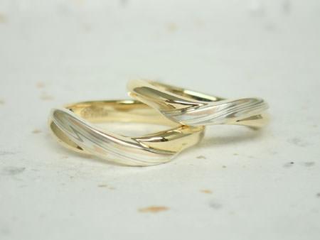 15043001木目金の結婚指輪_H002.JPG