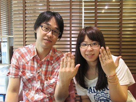 15053101木目金の結婚指輪_M001.JPG