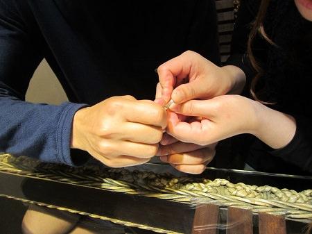 15053101木目金の結婚指輪_S002.JPG