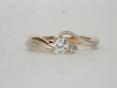 15062901木目金の婚約指輪・結婚指輪_U003.JPG