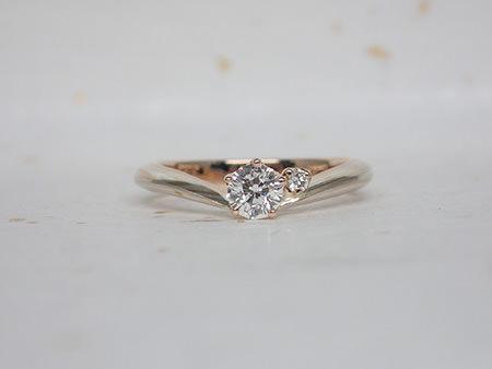 15073006木目金の婚約指輪と結婚指輪N_004.JPG
