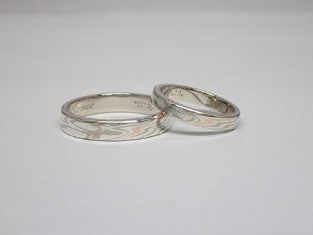 15073006木目金の婚約指輪と結婚指輪N_005.JPG