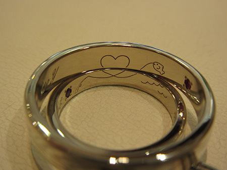 15073006木目金の婚約指輪と結婚指輪N_006.JPG