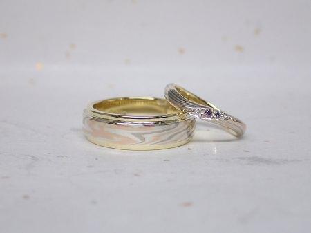 15082201木目金の結婚指輪_S004.JPG