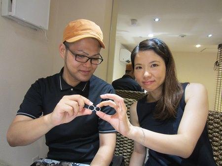 15083001木目金の結婚指輪_K001.JPG