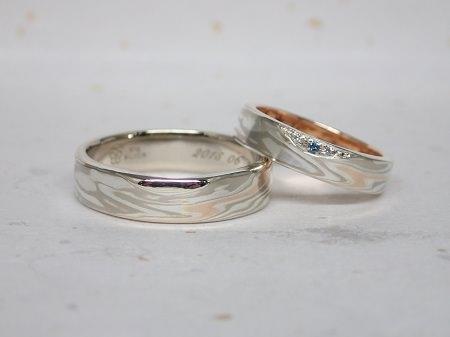 15083001木目金の結婚指輪_R005.JPG