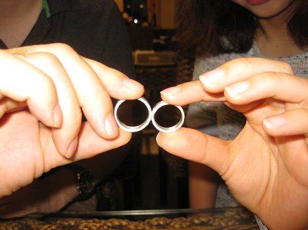 15083003木目金の結婚指輪_G001.JPG