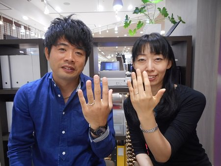 15092101木目金の結婚指輪_O001(4).JPG