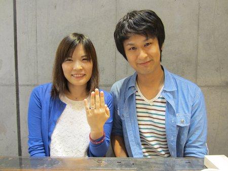 15092401木目金の婚約指輪_U001.JPG