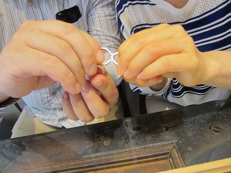 15092602木目金の婚約指輪・結婚指輪_U001.JPG