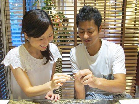 15092603木目金の結婚指輪_M001.JPG