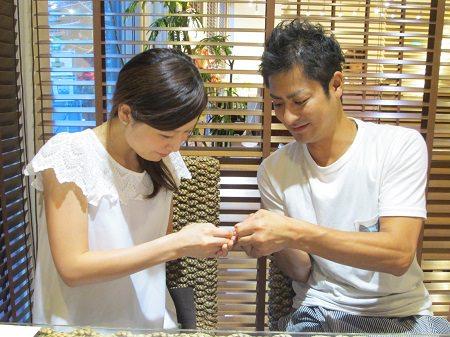 15092603木目金の結婚指輪_M002.JPG