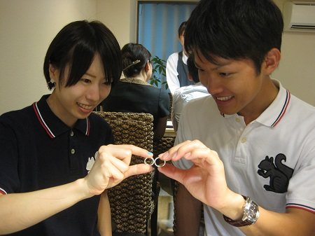 15092704木目金の結婚指輪_G001.JPG