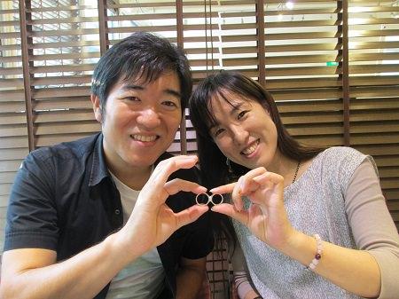 15101601木目金の結婚指輪_M001.JPG