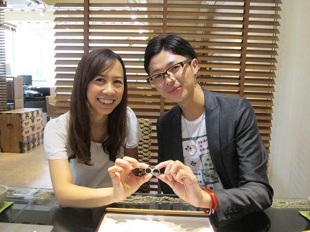 15101602木目金の結婚指輪_M001.JPG
