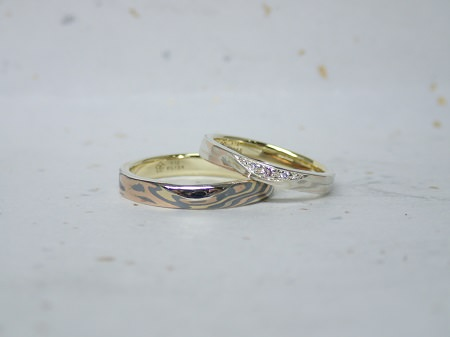 15101602木目金の結婚指輪_M004.JPG