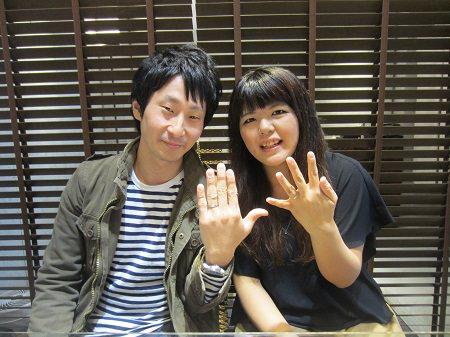 15101701木目金の結婚指輪_U005.JPG