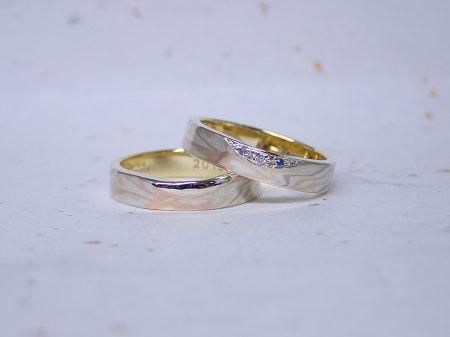 15102201木目金の結婚指輪_B002.JPG