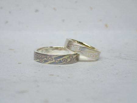 15102401木目金の結婚指輪K_001.JPG