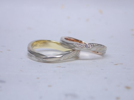15102401_J004木目金の結婚指輪.JPG