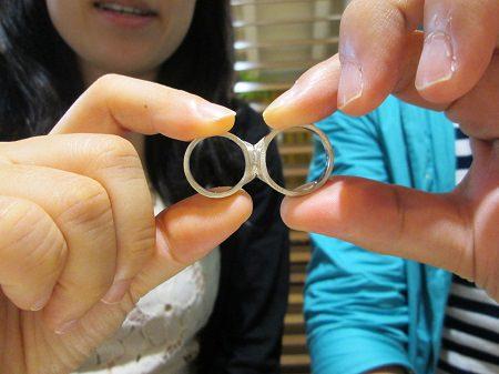 15102501木目金の結婚指輪_M001.JPG