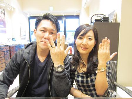 15102502木目金の結婚指輪K_001(3).JPG