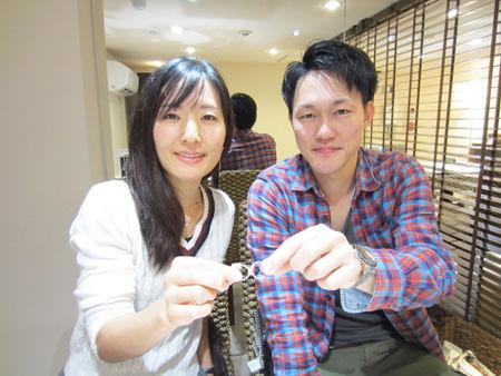 15102502木目金の結婚指輪K_001.JPG