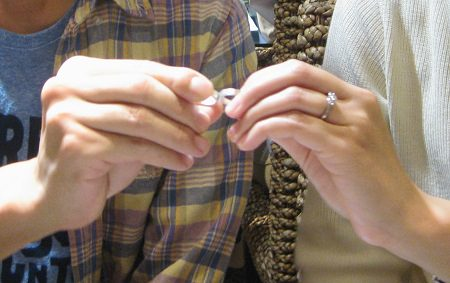 15102502木目金の結婚指輪_G001.JPG