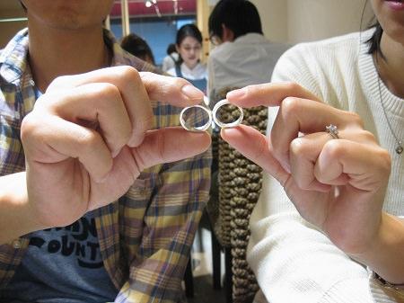 15102502木目金の結婚指輪_G002.JPG