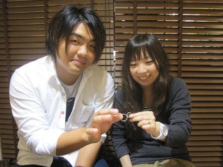 15102503木目金の結婚指輪_C001.JPG