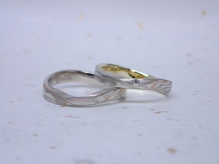 15102603木目金の結婚指輪U_002.JPG