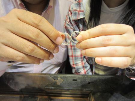15102701木目金の婚約指輪・結婚指輪_U001.JPG
